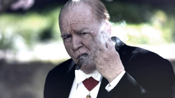 Censure cigare film Winston Churchill politiquement correct