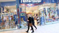 """""""The Entertainer"""", enseigne de jouets britannique, ne fera pas travailler ses employés le dimanche 24 décembre"""