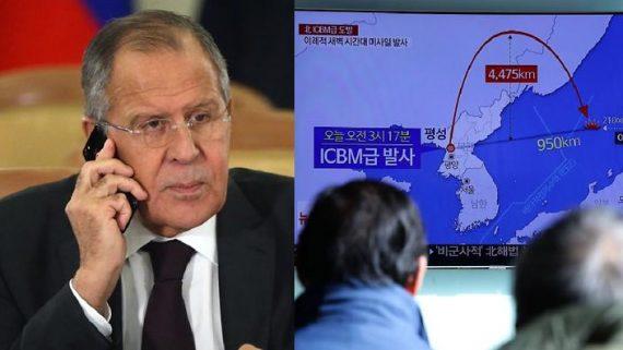 Etats Unis provoquent Corée Nord