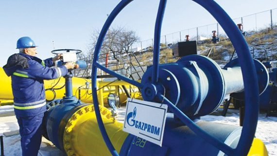 Gazprom augmente dépenses acheminement gaz Europe Chine