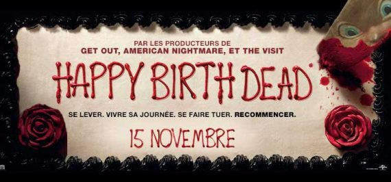 Happy Birthdead Fantastique Policier Film