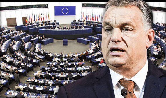Hongrie procédures Cour Justice Parlement Commission européenne