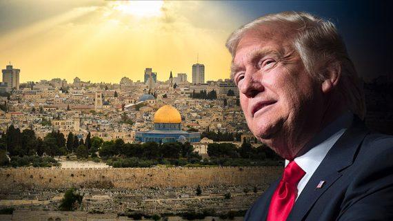 Jérusalem Israël Trump Maillon Histoire Anglo saxons Déclaration Balfour