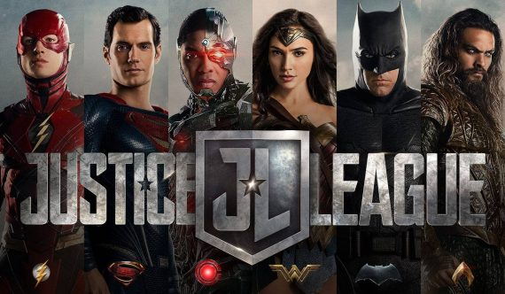 Justice League Fantastique Film