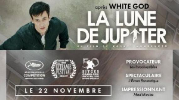 Lune Jupiter Conte Film