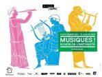Exposition/ARCHEOLOGIE<br>Musiques&nbsp;! Echos de l'Antiquité ♥♥♥