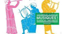 Exposition/ARCHEOLOGIEMusiques! Echos de l'Antiquité ♥♥♥