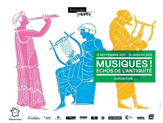 Musique Echos Antiquité Archéologie Exposition