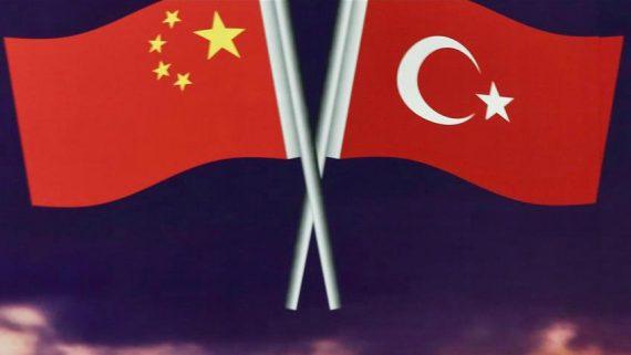 Partenariat Chine Turquie infrastructures télécoms Nouvelle route soie