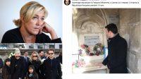 Le billet Philippot sur la tombe de Mitterrand: le coming out d'un vampire