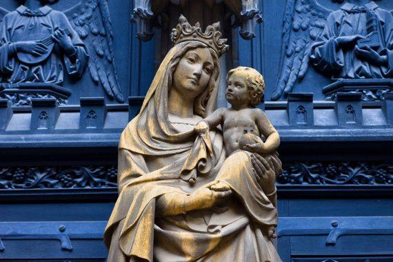 Rencontrer Marie catholicisme islam piété