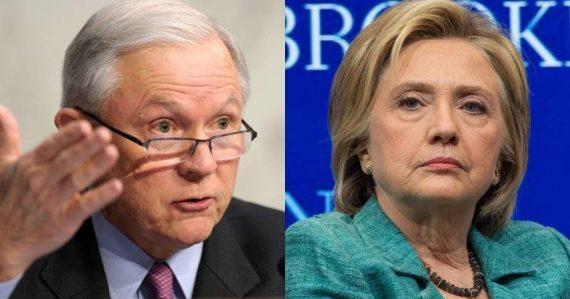 Rosatom Uranium One financement russe Hillary Clinton enquête Jeff Sessions