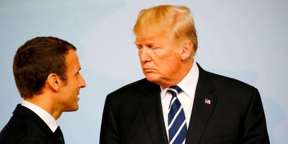 Sommet Climat Paris Macron Mondialisme Trump Coq Eléphant