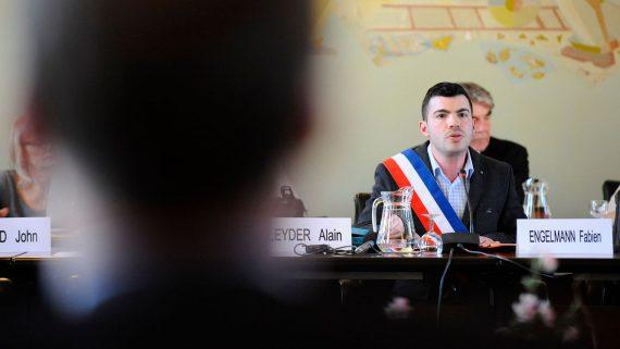 Squat Migrants Mairie Thionville Engelmann Justice Révolutionnaire