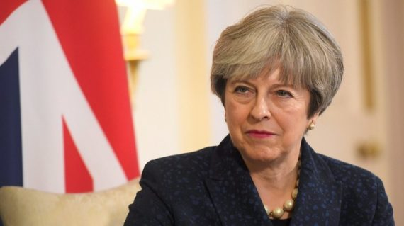 Theresa May 200 millions livres changement climatique