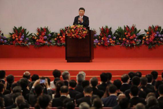 Trois cents partis initiative Pékin globalisation politique domination chine communiste