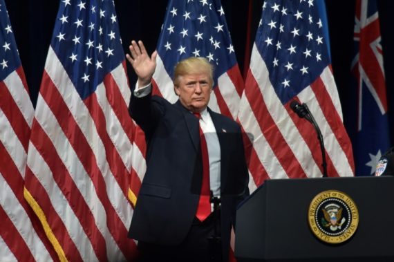 Trump sécurité nationale menaces climat Russie Chine