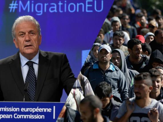 Union européenne immigration massive tiers monde nouvelle norme