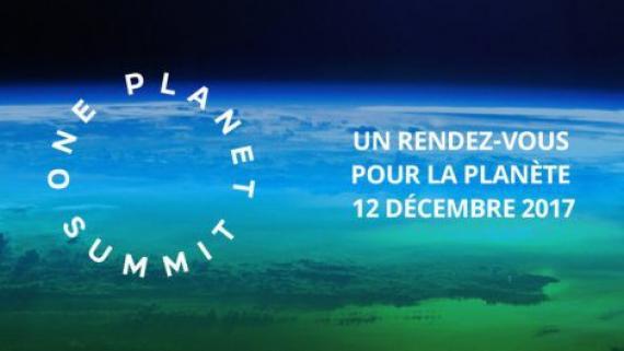 angélus dimanche pape François sommet One Planet Paris