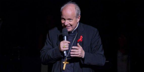 cardinal Schönborn Journée mondiale sida LGBT Life Ball Conchita Wurst