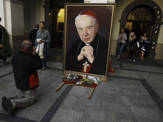 cardinal polonais Wyszynski vénérable