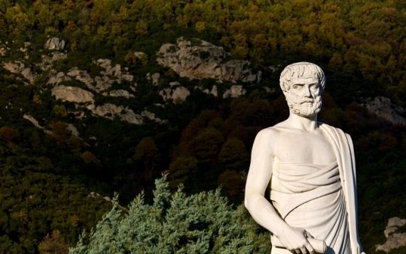 école privée Angleterre Aristote fake news