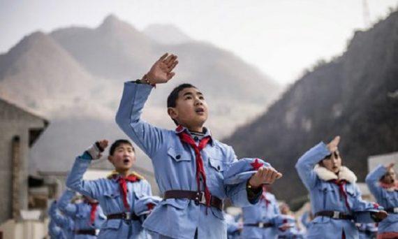 écoles armée rouge patriotisme communisme enfants
