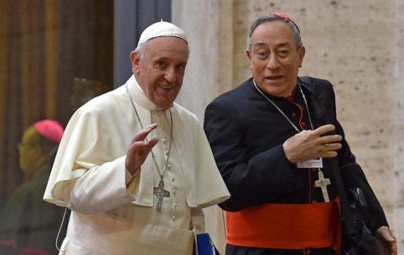 enquête financière cardinal Maradiaga G9 pape François