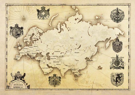 âge eurasien nouvelle civilisation Katehon Kremlin