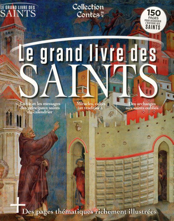grand livre saints sympathique publication grande vulgarisation