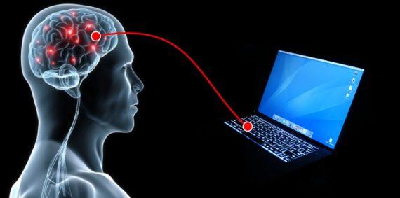 homme cinq prêt implanter Internet cerveau sans danger
