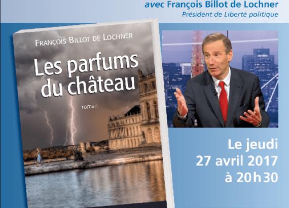 parfums château François Billot Lochner Livre