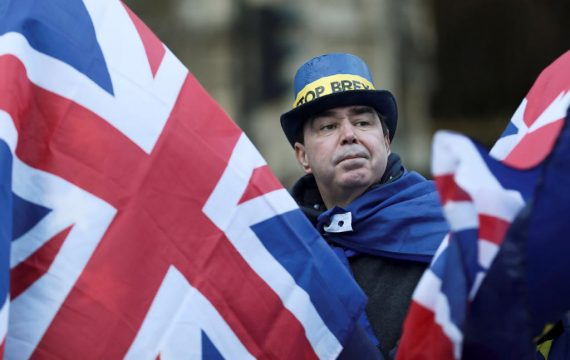 sondage anti Brexit européistes britanniques attendaient