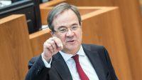 Le vice-président du CDU en Allemagne, Armin Laschet, vient d'approuver les propositions de Macron pour une Europe plus «intégrée»