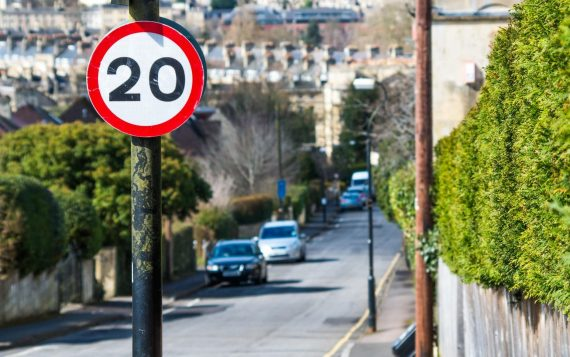 zones 30 Sécurité routière Angleterre morts blessés graves