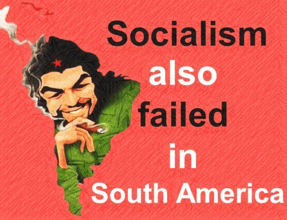 Amérique Sud échec socialisme
