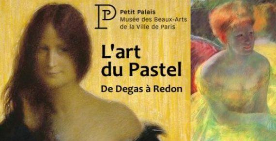 Art Pastel Degas Redon Art Graphique Exposition