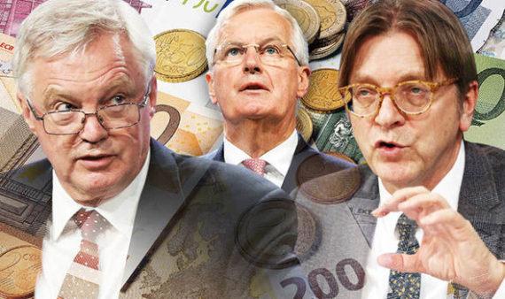 Brexit dur gain perte Royaume Uni UE étude