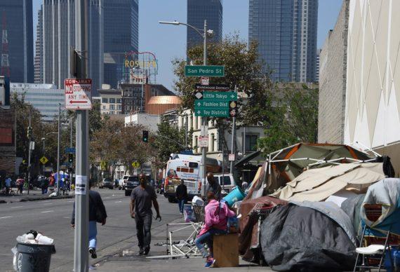 Californie records pauvreté socialisme