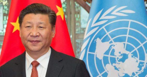 Chine ONU gouvernance mondiale mondialistes