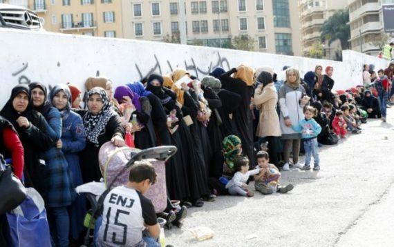 Chute nombre réfugiés Etats Unis