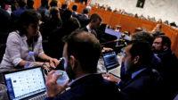 Cinq commissaires européens accusent des géants d'Internet de ne pas en faire assez contre les contenus illégaux