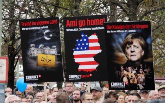 Cottbus Allemagne migrants violences