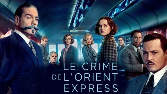 Crime Orient Express Policier Film