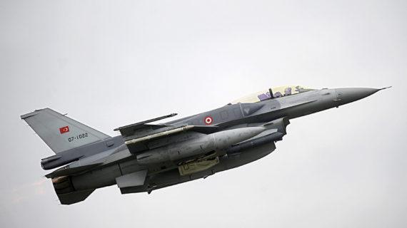 Damas 'armée syrienne abattre avions militaires turcs