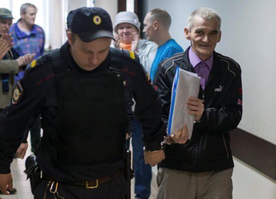 Dmitriev charniers Sandarmokh procès Russie