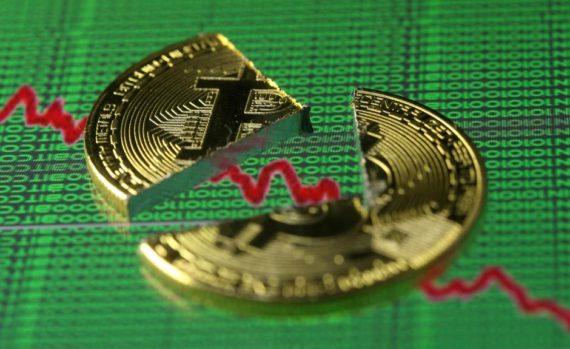 Effondrement Bitcoin Russie Chine Corée Sud sévir contre crypto monnaies