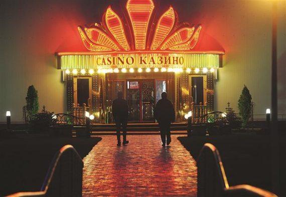 Las Vegas Crimée feu vert zone casinos péninsule annexée Russie