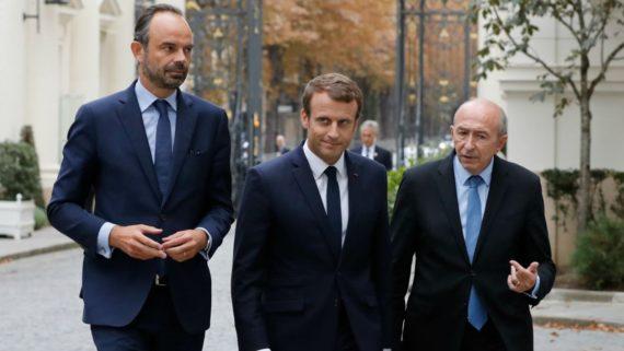 Loi Macron Immigration Propagande Monde Frontières