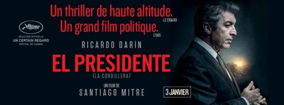 Presidente Drame Film